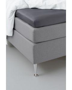 Bambus kuvertlagen 90×210 dark grey
