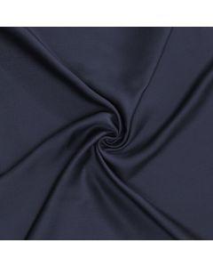 Bambus fladlagen 150×260 navy blue